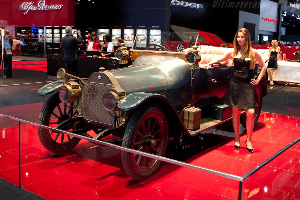 Alfa Romeo's 100th Anniversary    - 2010 Geneva International Motor Show