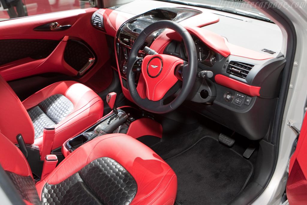 Aston Martin Cygnet    - 2010 Geneva International Motor Show