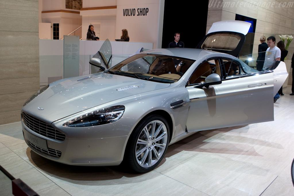 Aston Martin Rapide    - 2010 Geneva International Motor Show