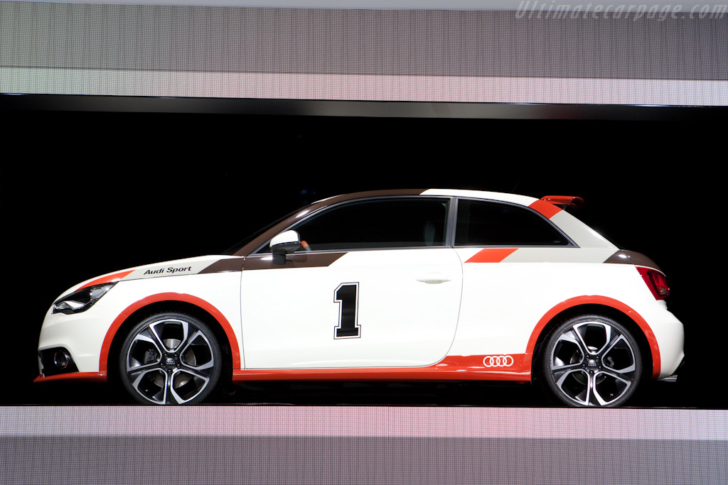 Audi A1    - 2010 Geneva International Motor Show