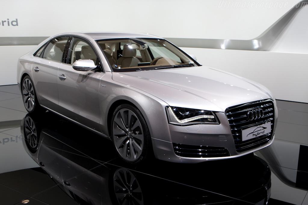 Audi A8 Hybrid    - 2010 Geneva International Motor Show