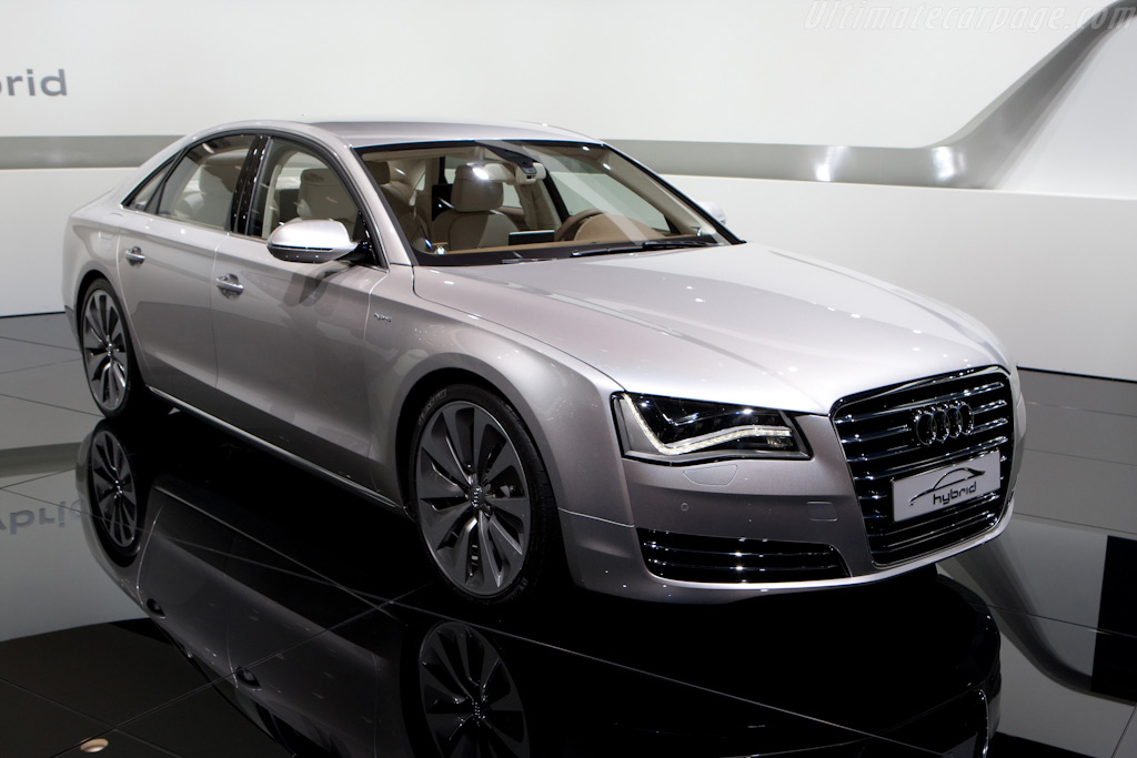 Audi A8 Hybrid 2010 Geneva International Motor Show