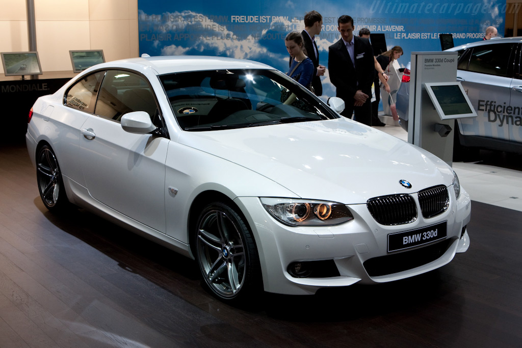 BMW 330D    - 2010 Geneva International Motor Show