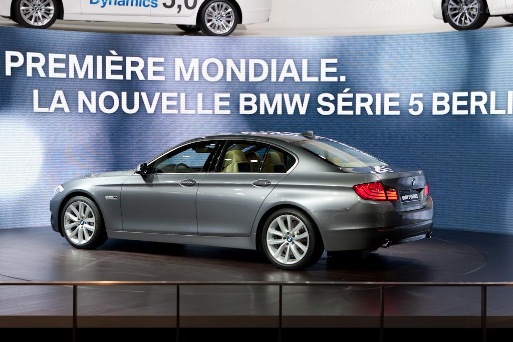 BMW 5-Series    - 2010 Geneva International Motor Show