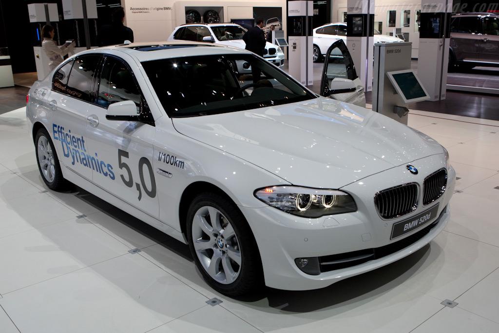 BMW 520d    - 2010 Geneva International Motor Show