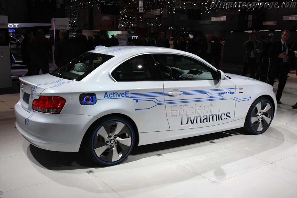 BMW ActiveE Concept    - 2010 Geneva International Motor Show