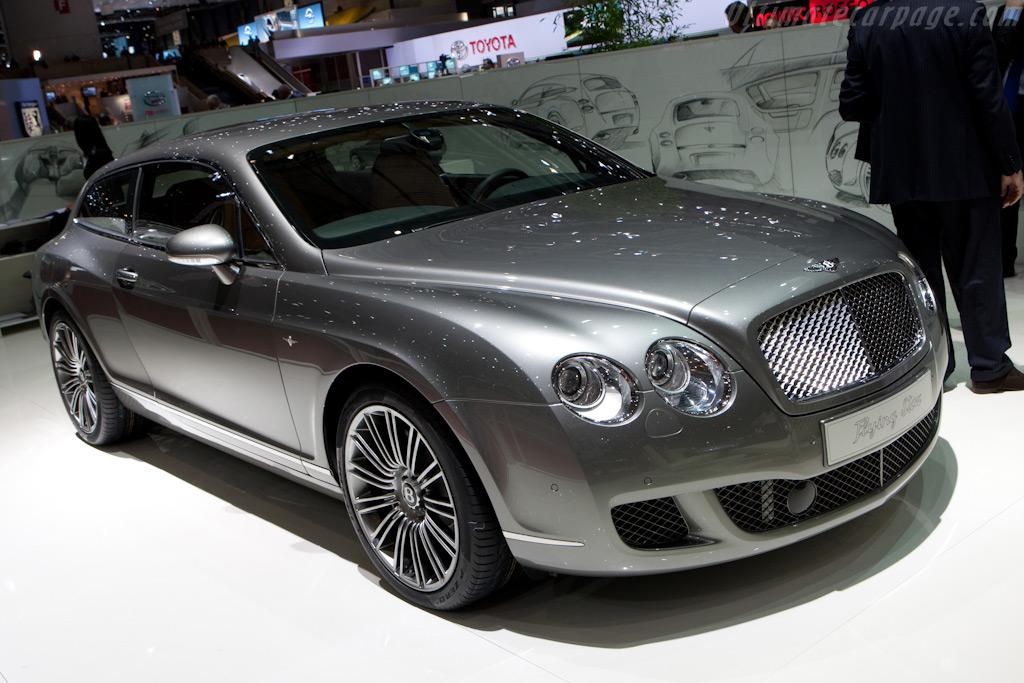 Bentley Touring Flying Star 2010 Geneva International