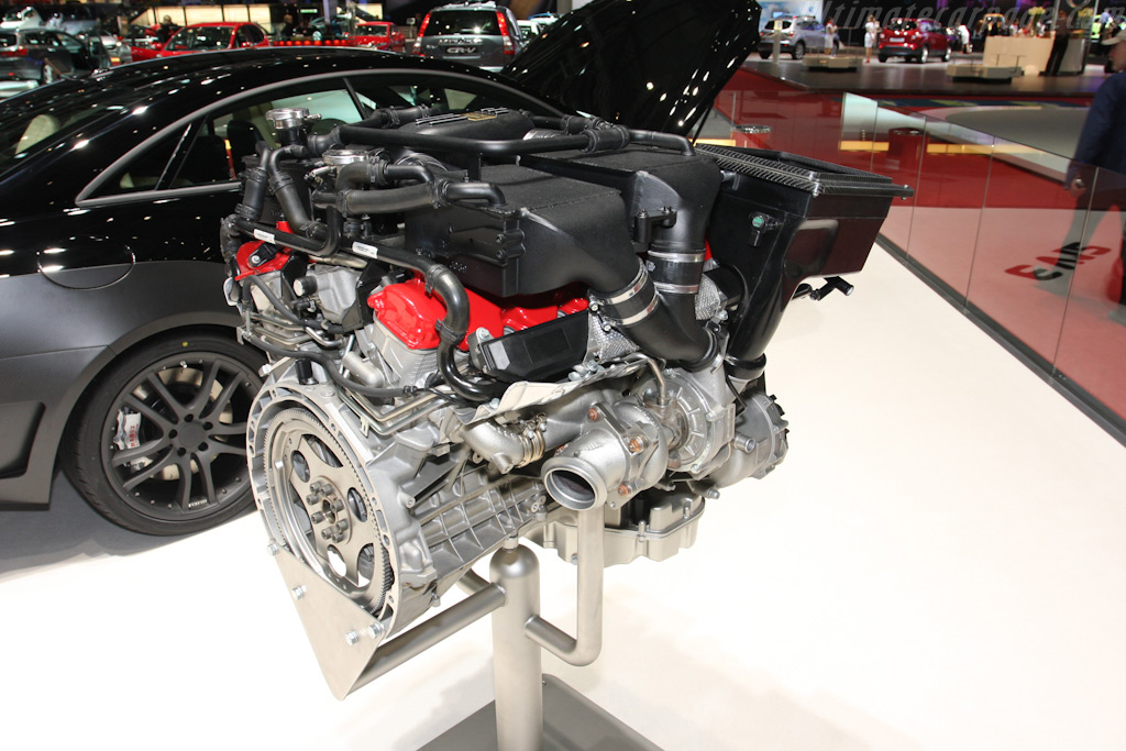 Brabus EV12 Coupe    - 2010 Geneva International Motor Show