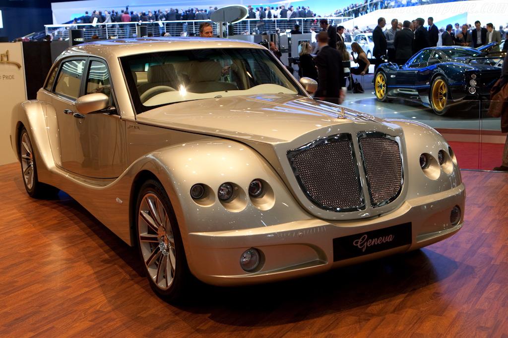 Bufori MKVI    - 2010 Geneva International Motor Show
