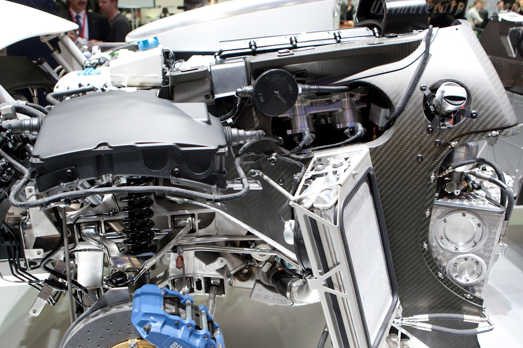 Bugatti Veyron Grand Sport - Chassis: VF9SK25251M795027   - 2010 Geneva International Motor Show