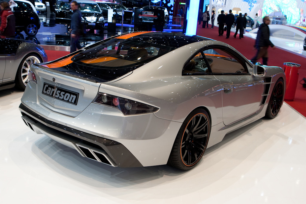 Carlsson C25    - 2010 Geneva International Motor Show