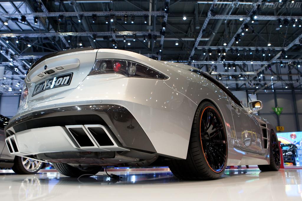 return to 2010 geneva international motor show report   more carlsson