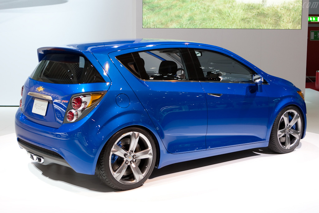 Chevrolet Aveo RS    - 2010 Geneva International Motor Show