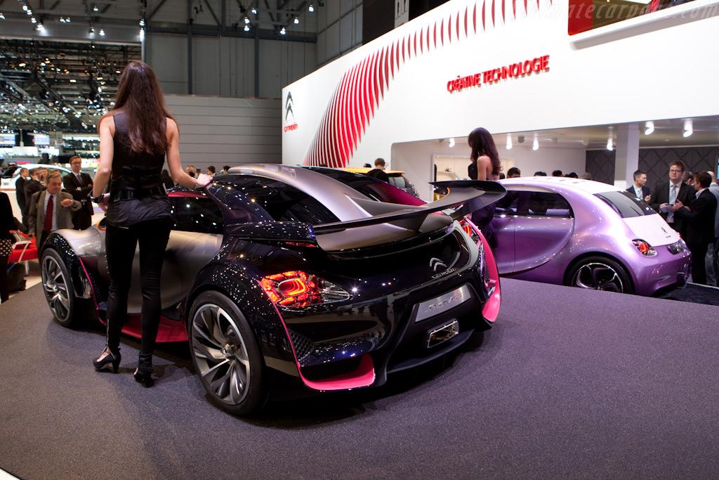 Citroën Survolt Concept    - 2010 Geneva International Motor Show
