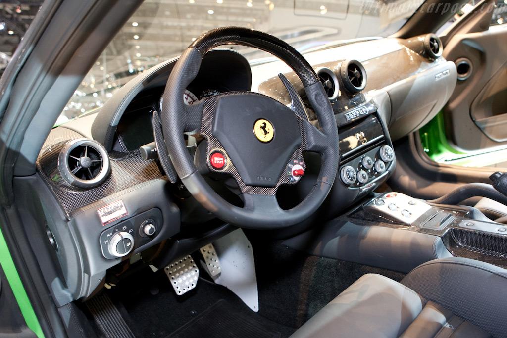 Ferrari 599 Hybrid    - 2010 Geneva International Motor Show