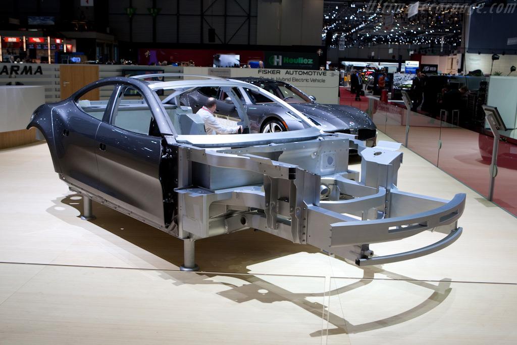 Fisker Karma    - 2010 Geneva International Motor Show