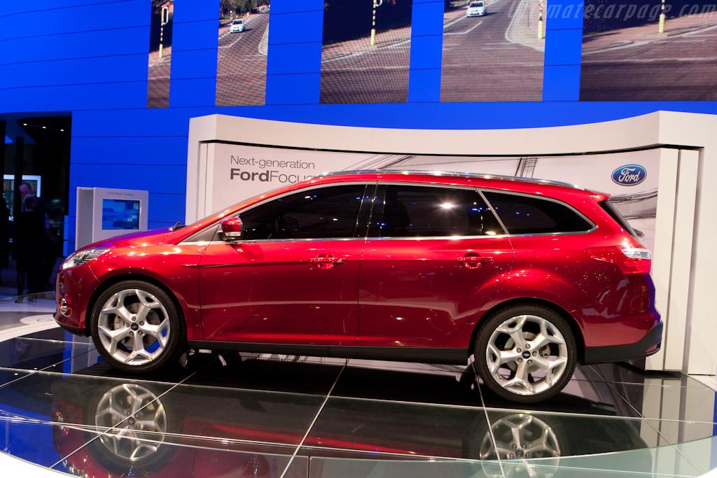 Ford Focus    - 2010 Geneva International Motor Show