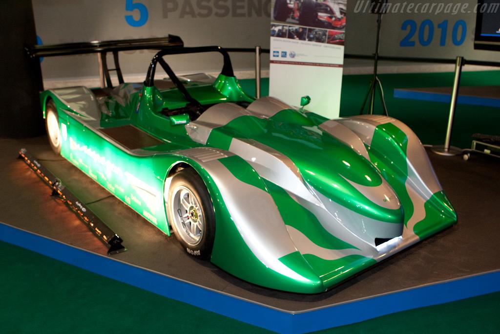 Green GT    - 2010 Geneva International Motor Show