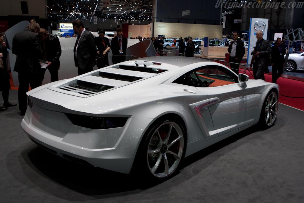 Hispano Suiza    - 2010 Geneva International Motor Show