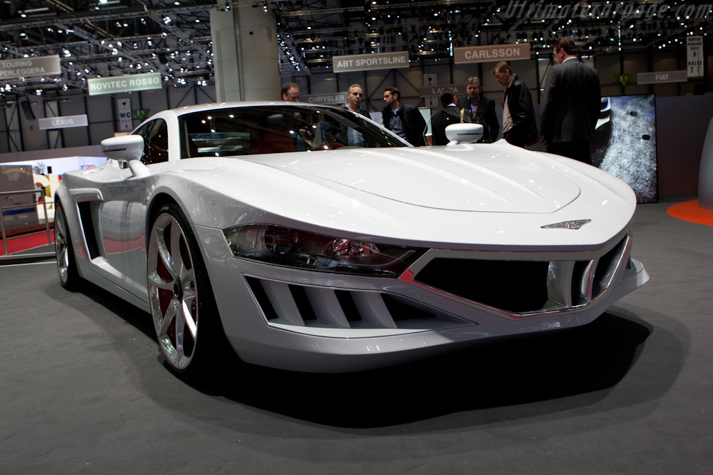 Hispano Suiza    - 2010 Geneva International Motor Show