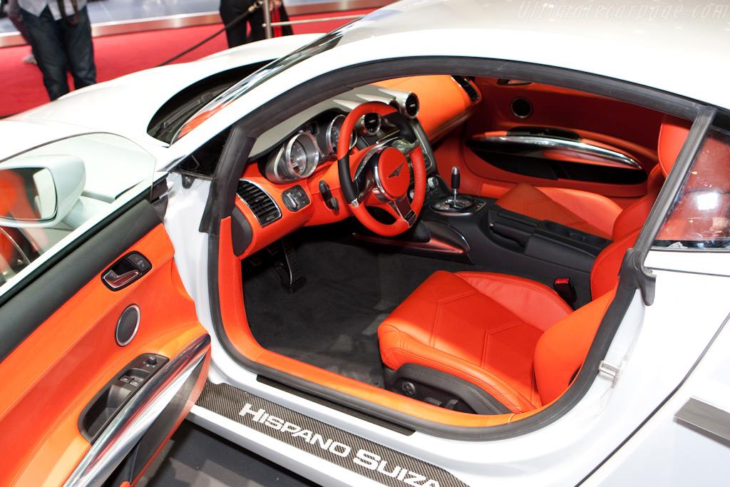 Hispano Suiza Hispano Suiza    - 2010 Geneva International Motor Show