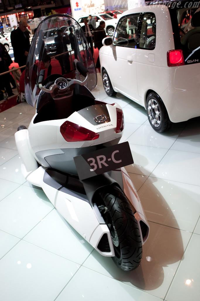 Honda 3-RC Concept    - 2010 Geneva International Motor Show