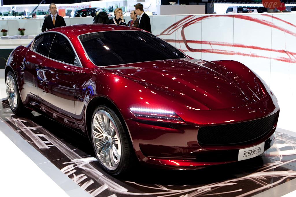 I.DE.A Sofia Concept    - 2010 Geneva International Motor Show