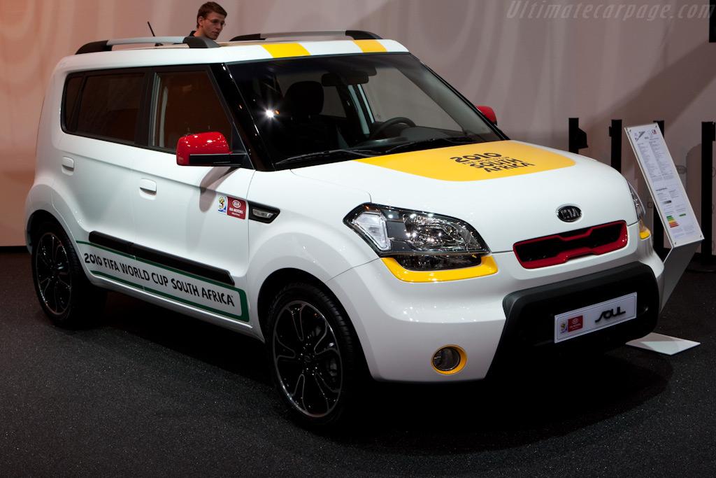 Kia Soul    - 2010 Geneva International Motor Show