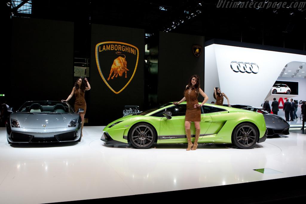 Lamborghini    - 2010 Geneva International Motor Show