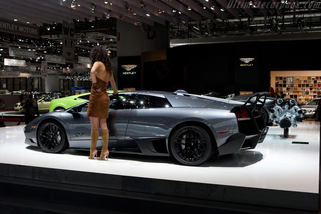 Lamborghini Murcielago LP670-4 SV    - 2010 Geneva International Motor Show