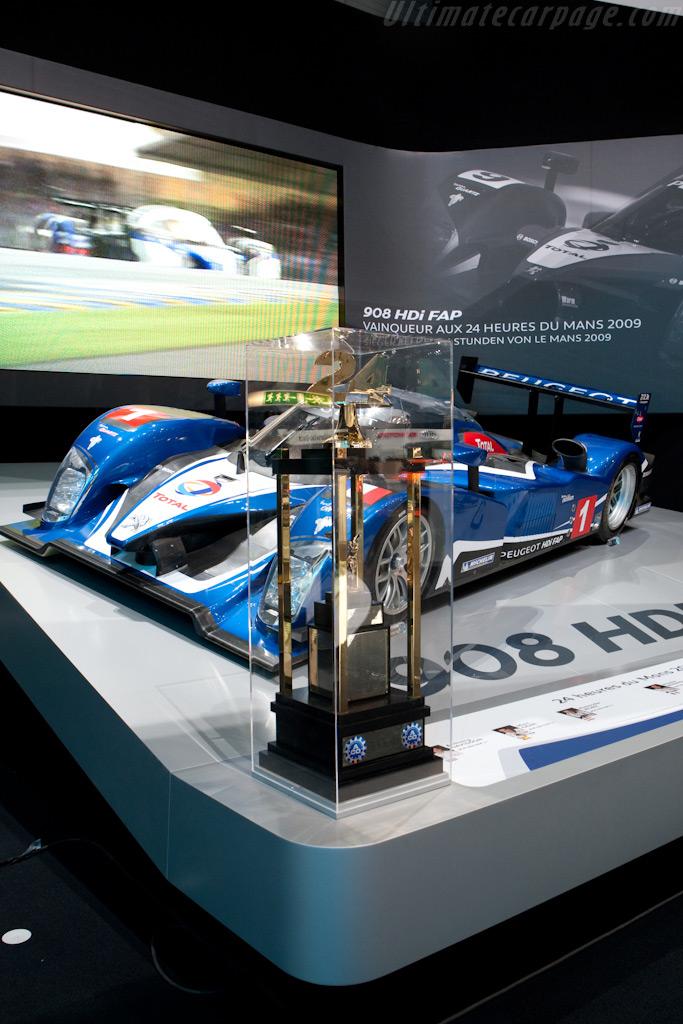 Le Mans Trophy    - 2010 Geneva International Motor Show