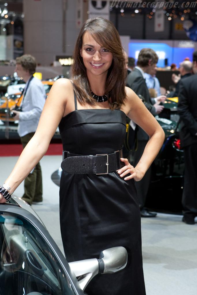 Lotus    - 2010 Geneva International Motor Show