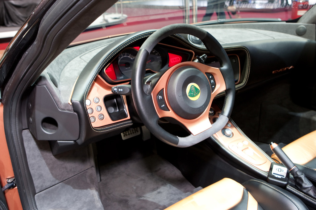 Lotus 414E Hybrid    - 2010 Geneva International Motor Show