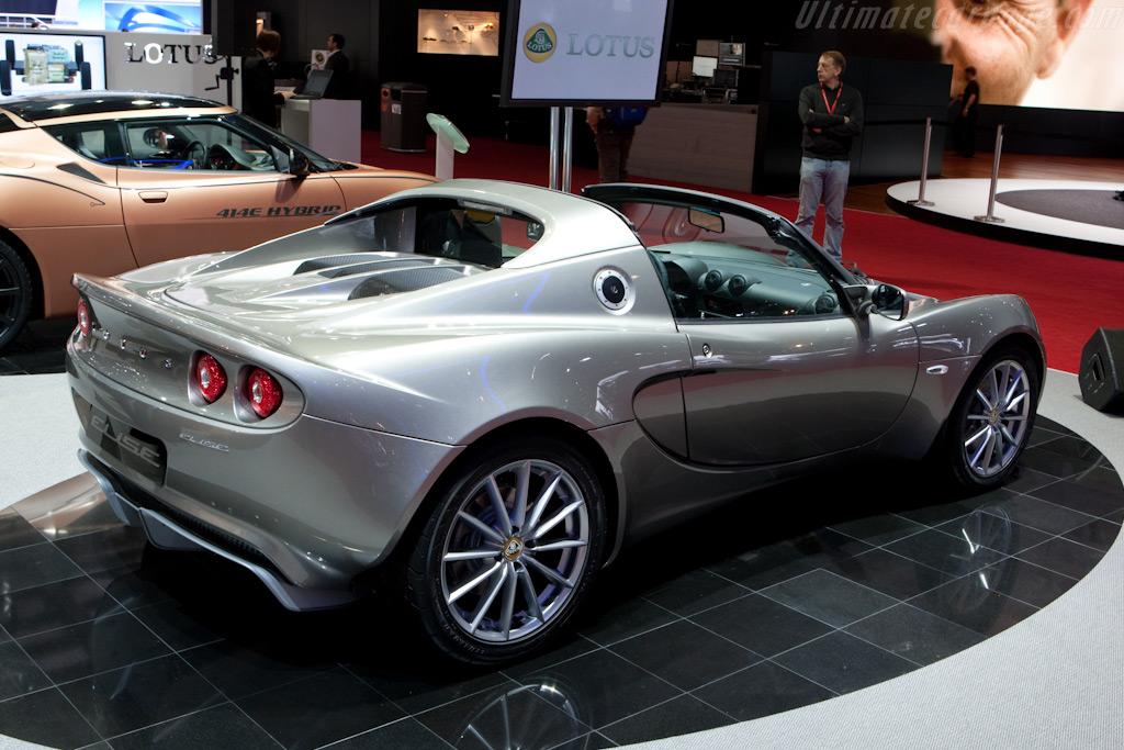 Lotus Elise    - 2010 Geneva International Motor Show