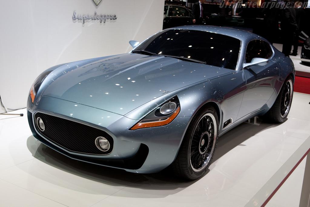 Maserati A8 GCS Touring Coupe    - 2010 Geneva International Motor Show