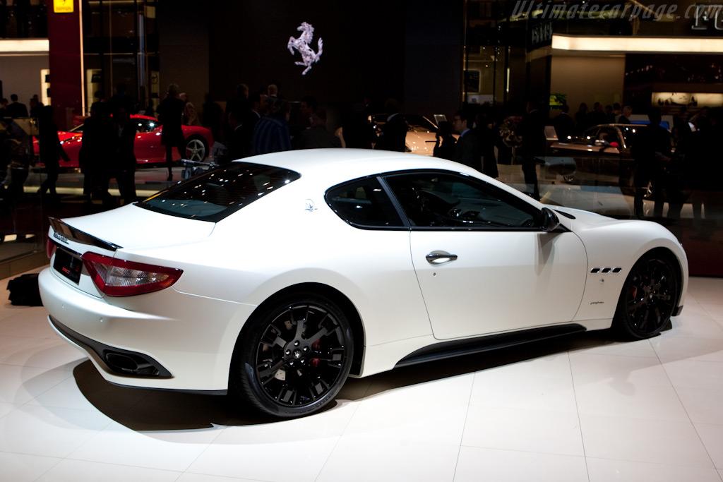 Maserati GranTurismo S MC Sportline    - 2010 Geneva International Motor Show