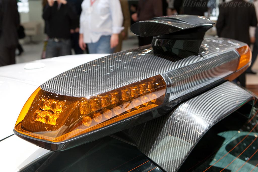 Mercedes-Benz SLS AMG Safety Car    - 2010 Geneva International Motor Show