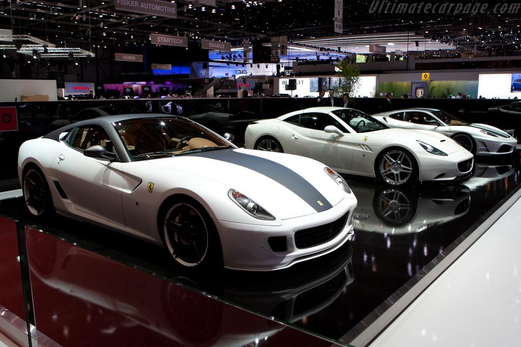 Novitec Rosso    - 2010 Geneva International Motor Show