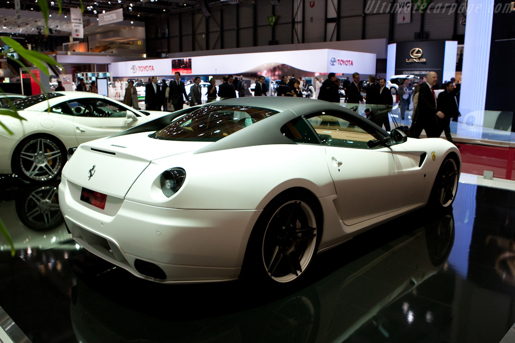 Novitec Rosso    - 2010 Geneva International Motor Show