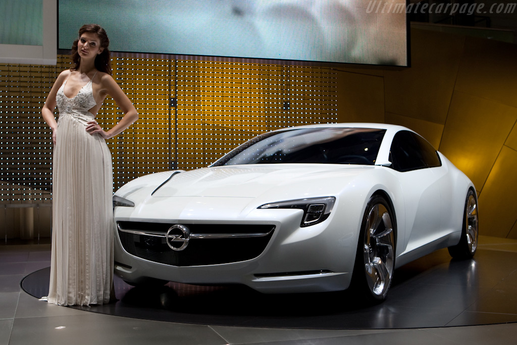 Opel Flextreme GT/E Concept    - 2010 Geneva International Motor Show