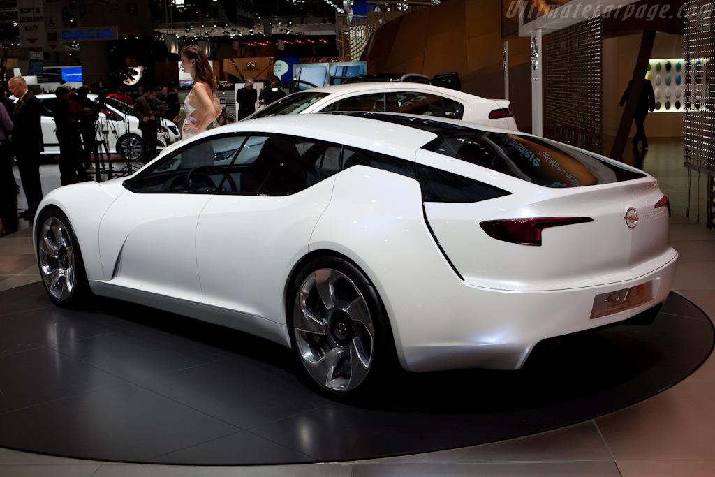 Opel Flextreme GT/E Concept    - 2010 Geneva International Motor Show