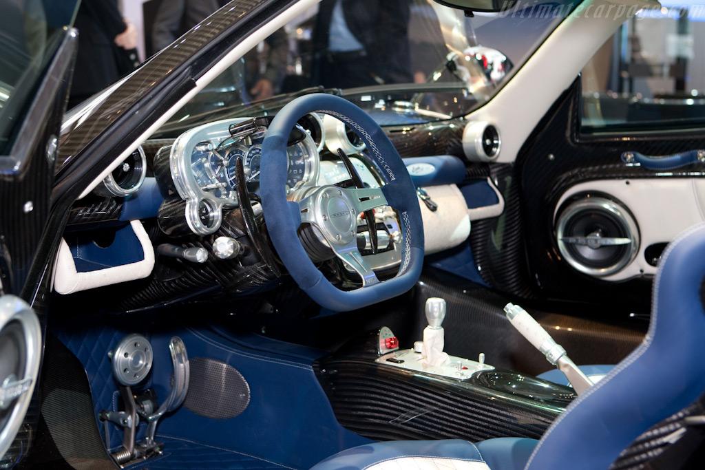 Pagani Zonda Tricolore    - 2010 Geneva International Motor Show