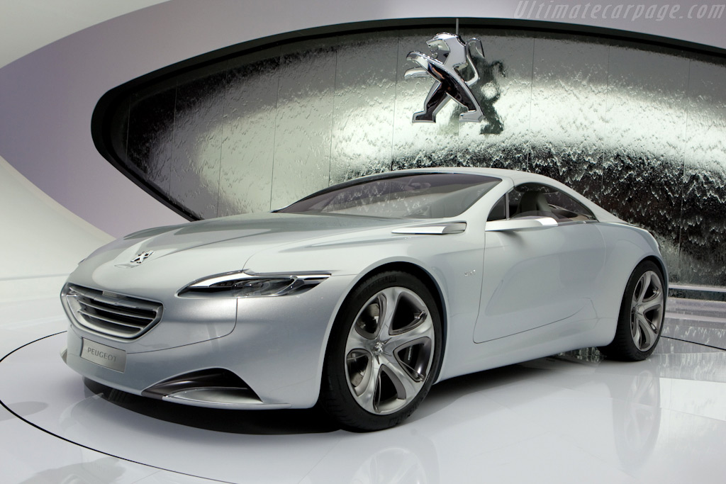 Peugeot SR1 Concept    - 2010 Geneva International Motor Show
