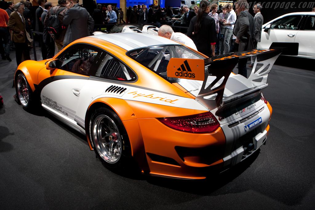 Porsche 997 GT3 R Hybrid    - 2010 Geneva International Motor Show