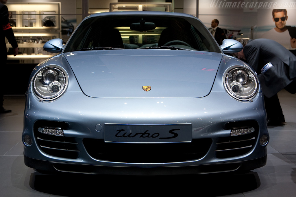 Porsche 997 Turbo S    - 2010 Geneva International Motor Show