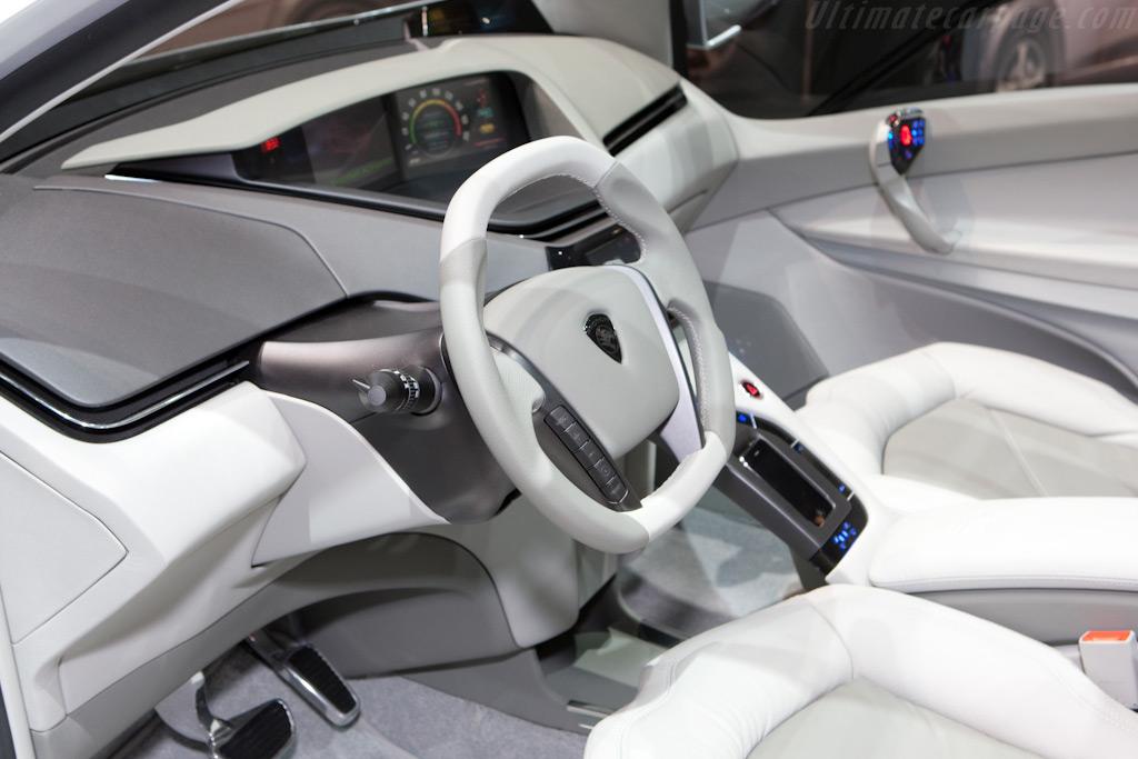 Proton Emas Italdesign    - 2010 Geneva International Motor Show