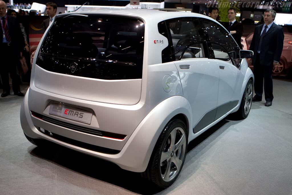 Proton Emas Italdesign 2010 Geneva International Motor Show