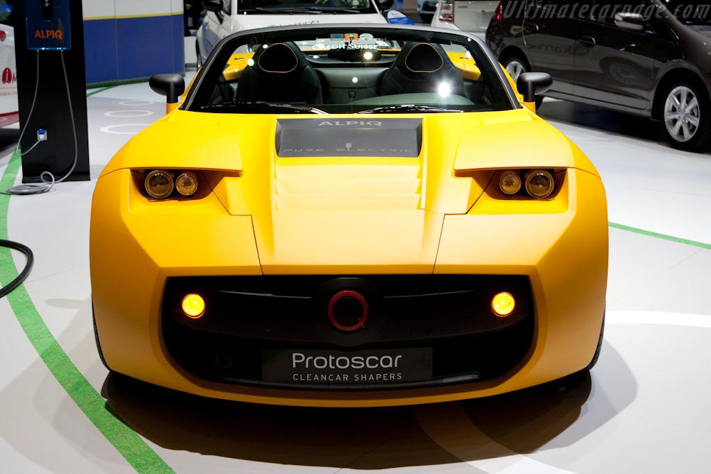Protoscar LAMPO2 Concept    - 2010 Geneva International Motor Show