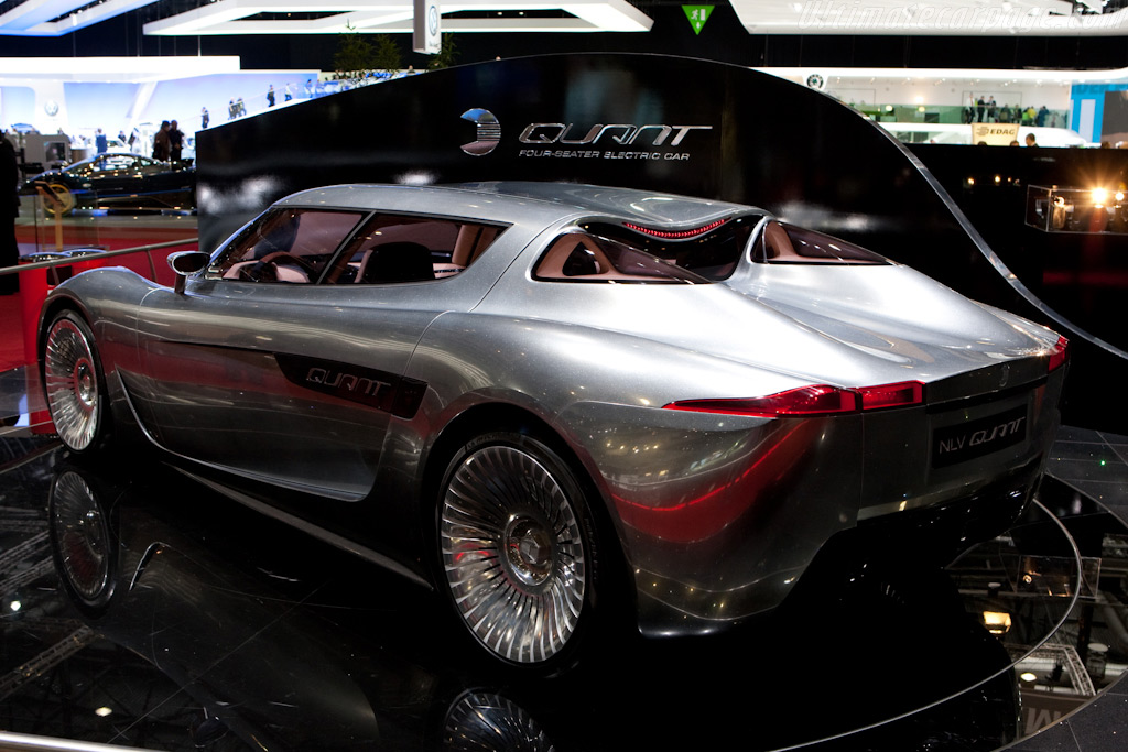 Quant Concept    - 2010 Geneva International Motor Show