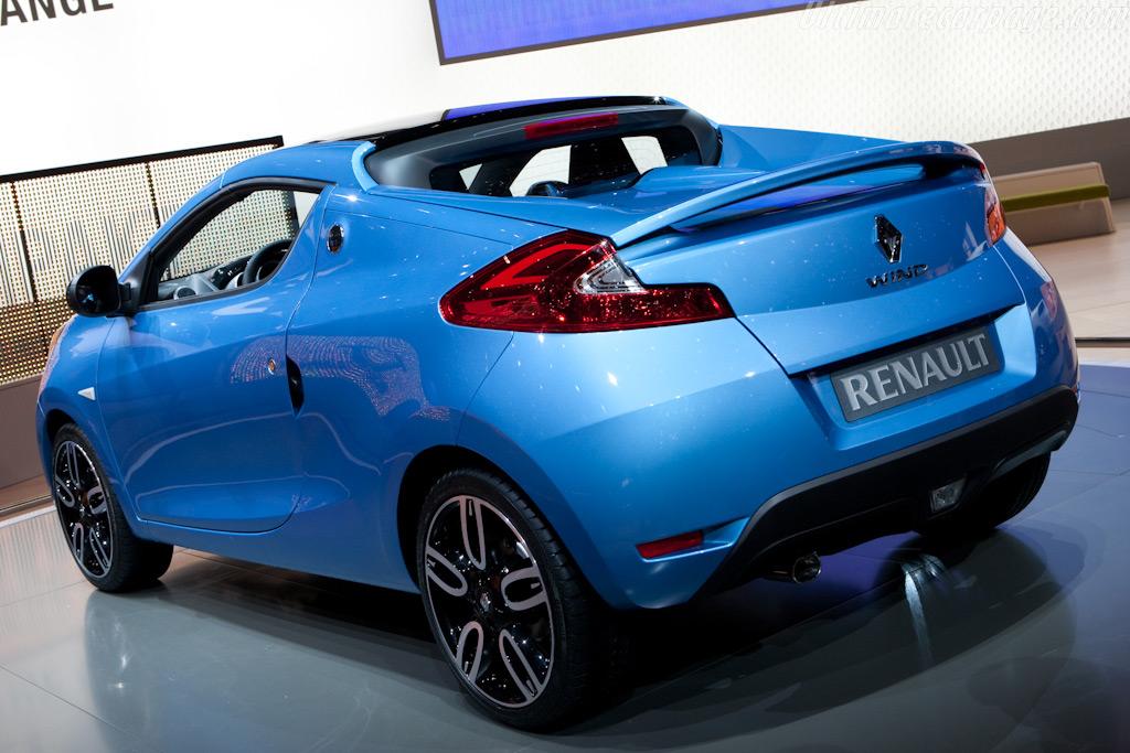 Renault Wind    - 2010 Geneva International Motor Show